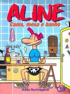 Aline - Cama, Mesa e Banho