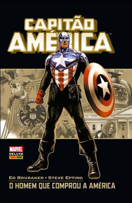 Capitão América - O homem que comprou a América