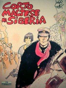 Corto Maltese na Sibéria