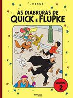 As Diabruras de Quick e Flupke - Volume 2