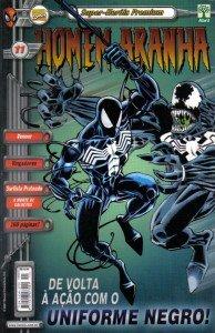 Homem-Aranha Premium # 11