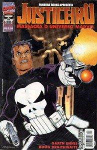 Justiceiro Massacra o Universo Marvel