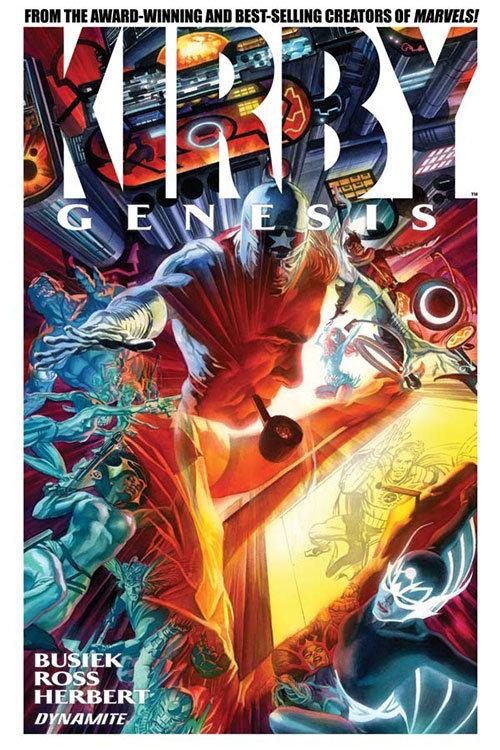 Outras Editoras: Quadrinhos, livros, etc. KirbyGenesis