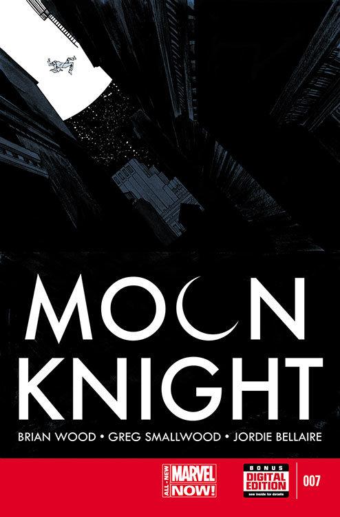 Moon Knight # 7