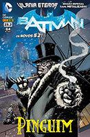Batman # 23.2 - capa metalizada