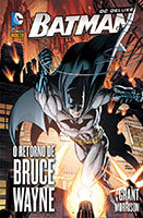 DC Deluxe - Batman - Volume 4 - O Retorno de Bruce Wayne