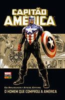 Marvel Deluxe - Capitão América - O homem que comprou a América