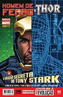 Homem de Ferro & Thor # 8
