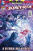 Liga da Justiça # 24