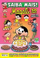 Saiba Mais! com a Turma da Mônica # 82 - Magali 50 Anos