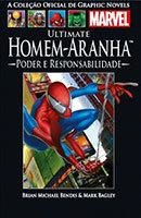 A Coleção Oficial de Graphic Novels Marvel # 22 - Ultimate Homem-Aranha - Poder e Responsabilidade