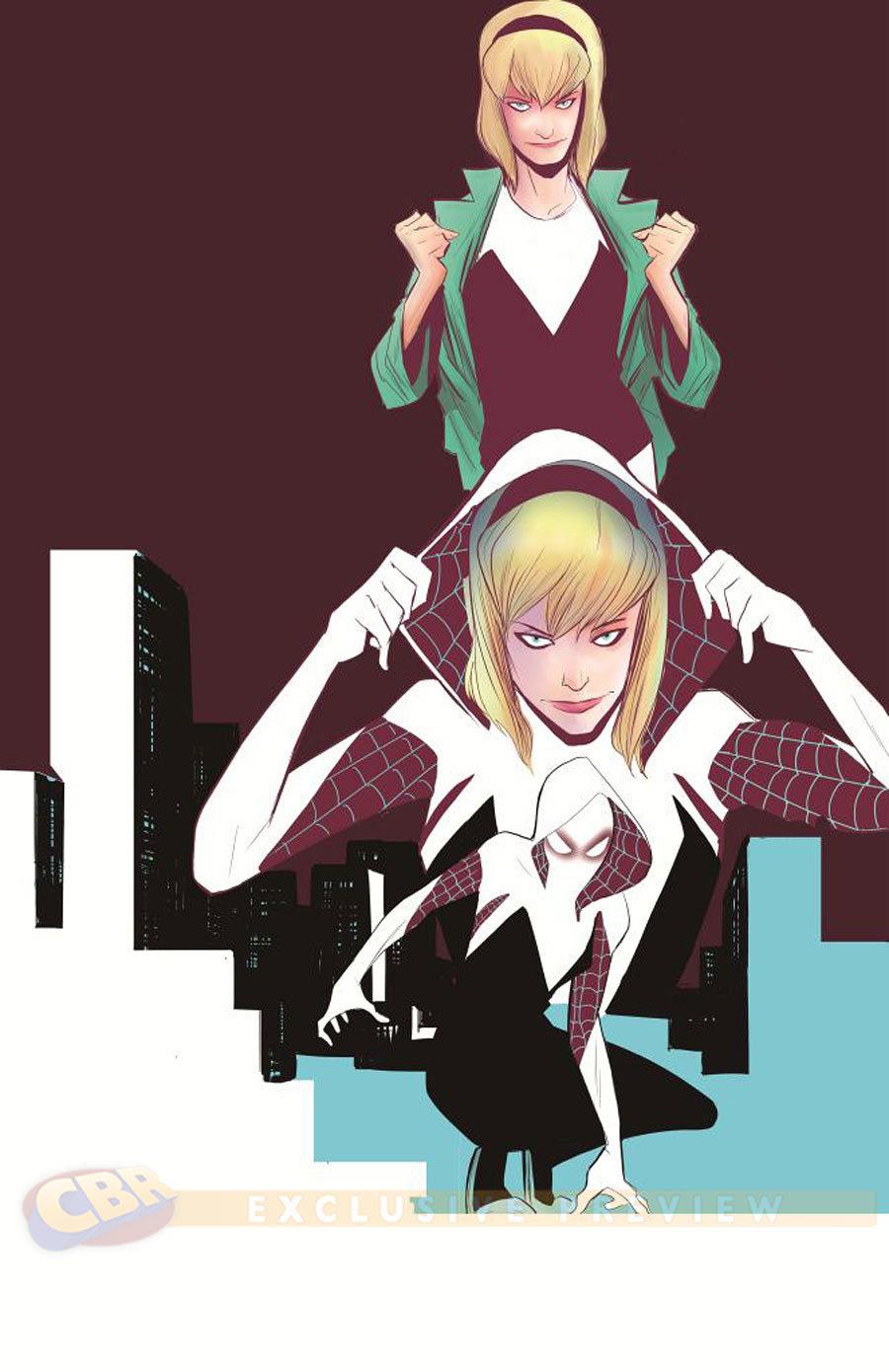 Edge of Spider-Verse # 2