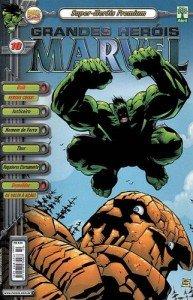 Grandes Heróis Marvel Premium # 10