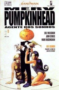 Merv Pumpkinhead - Agente dos Sonhos # 1