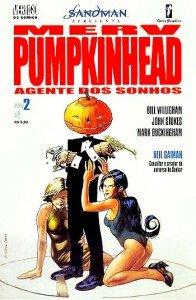 Merv Pumpkinhead - Agente dos Sonhos # 2