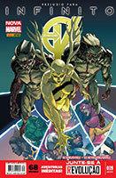 Os Vingadores # 9