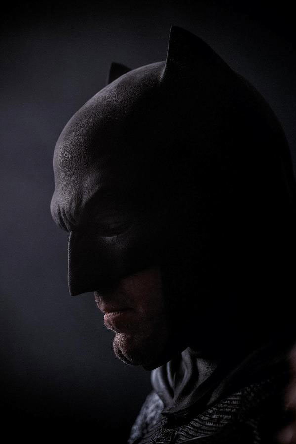 Ben Affleck como Batman