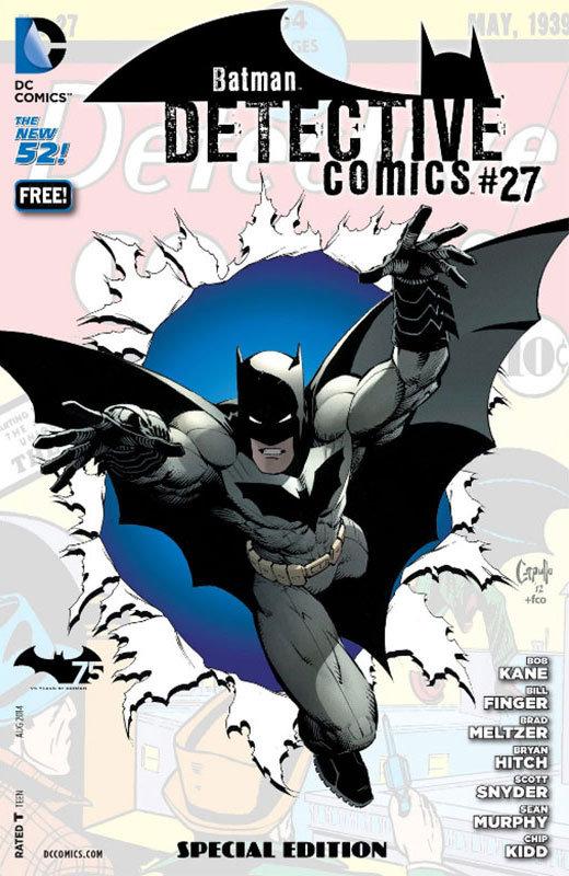 Detective Comics # 27 – Special Edition