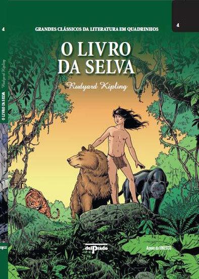 Outras Editoras: Quadrinhos, livros, etc. GrandesClassicosLiteraturaLivroSelva