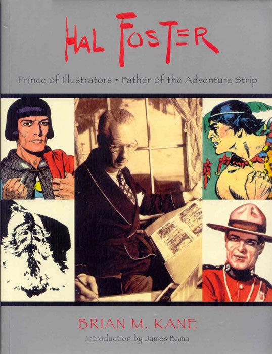 Hal Foster, de Brian M. Kane