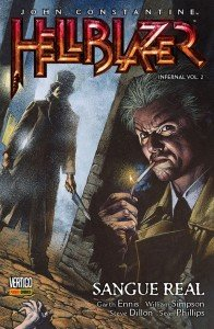 Hellblazer – Infernal – Volume 2 – Sangue real