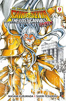 Os Cavaleiros do Zodíaco – Saint Seiya – The Lost Canvas Gaiden # 9