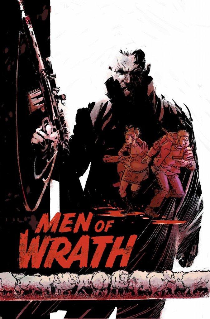 Men of Wrath # 1