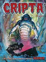 Cripta - Os Clássicos de Horror da Revista Eerie - Volume 3