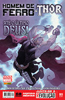 Homem de Ferro & Thor # 9