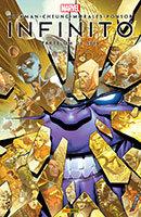 Infinito # 1 - capa metalizada