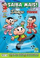 Saiba Mais! com a Turma da Mônica # 83 – A História da Dança