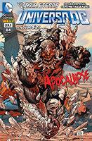 Universo DC # 23.1 - capa metalizada