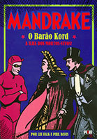 Mandrake - Volume 2 – O Barão Kord / A Ilha dos Mortos-Vivos!