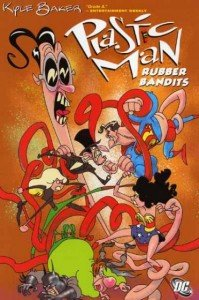 Plastic Man – Volume 2 – Rubber bandits