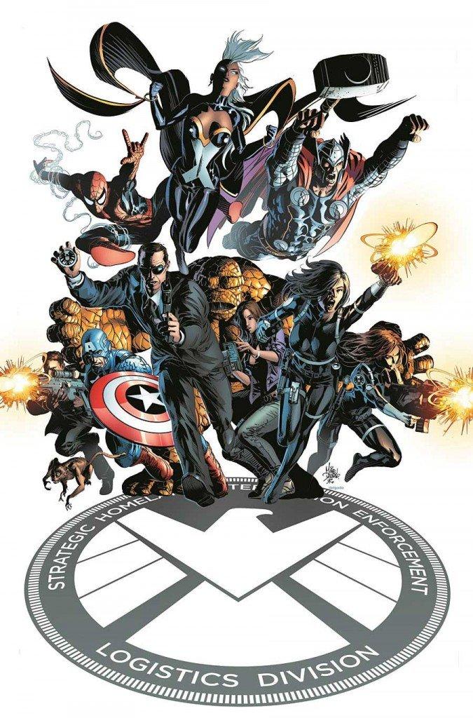 S.H.I.E.L.D. # 1