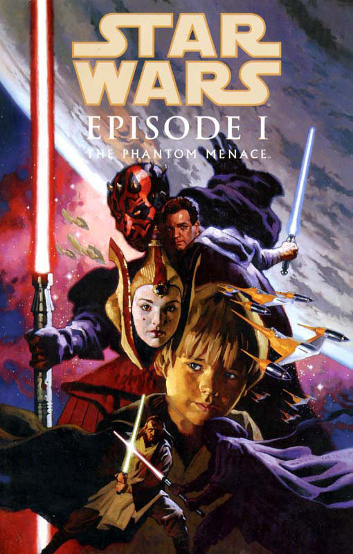 Star Wars - Episódio I - A Ameaça Fantasma