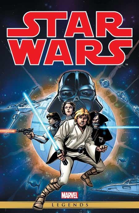 Star Wars Omnibus, da Marvel Comics