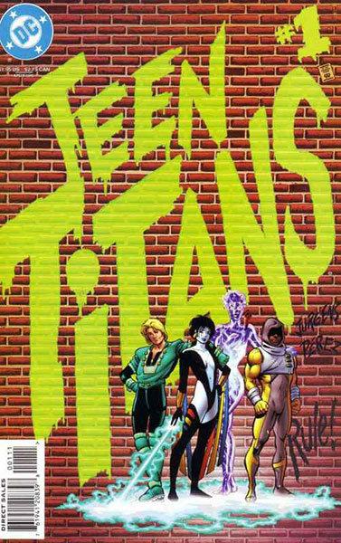 Teen Titans # 1 - Volume 2