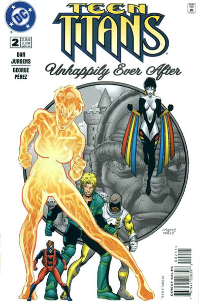 Teen Titans # 2 - Volume 2