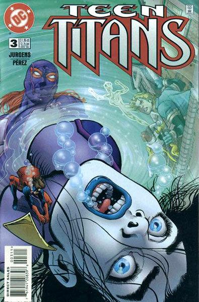 Teen Titans # 3 - Volume 2