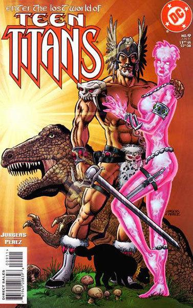 Teen Titans # 9 - Volume 2