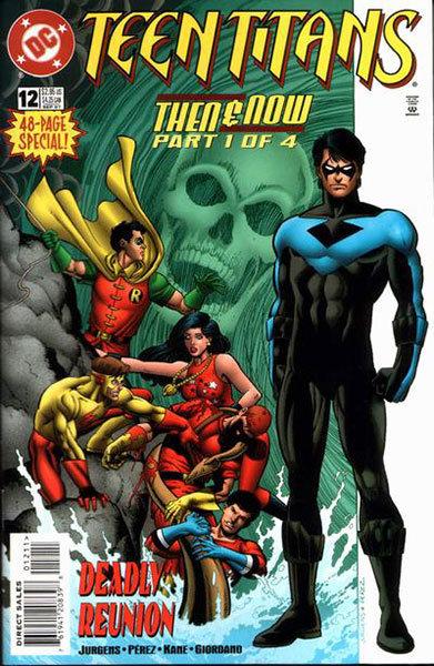 Teen Titans # 12 - Volume 2