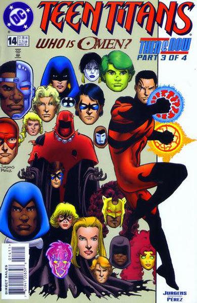 Teen Titans # 14 - Volume 2