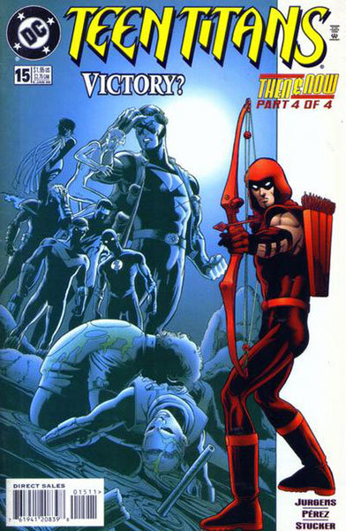 Teen Titans # 15 - Volume 2