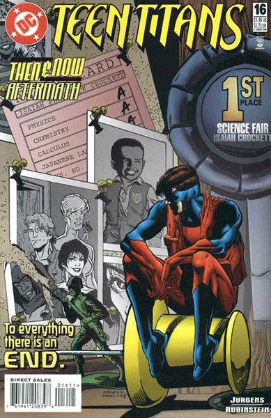 Teen Titans # 16 - Volume 2