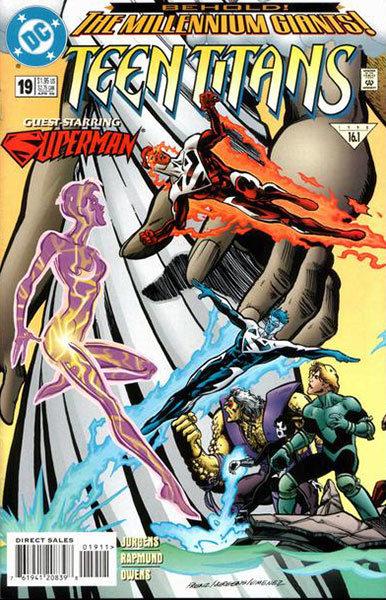 Teen Titans # 19 - Volume 2