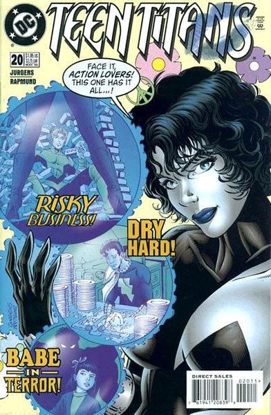 Teen Titans # 20 - Volume 2