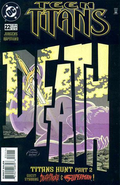 Teen Titans # 22 - Volume 2