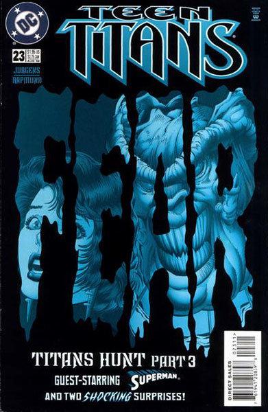 Teen Titans # 23 - Volume 2