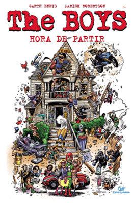 The Boys - Volume 4 - Hora de Partir